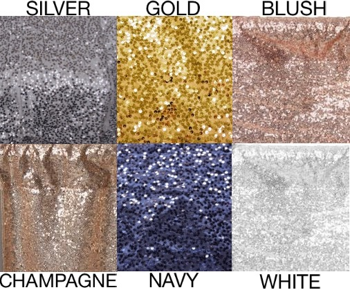 Sequin Colors