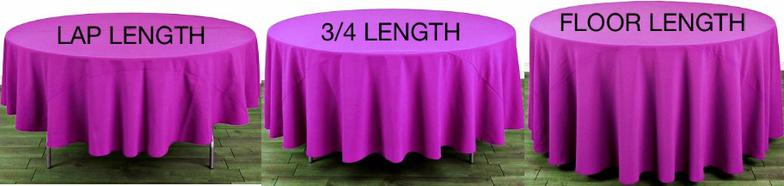 Table Guys Linens